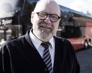 Svein Slettevold - Daglig leder & sjåfør